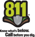811 environmental science logo